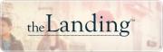 the landing button